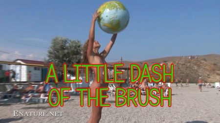 A little Dash of the brush  HD (family naturism, naked boys, naked girls)