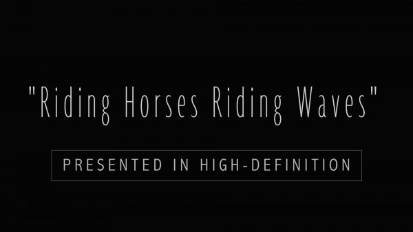 Riding Horses Riding Waves HD (family nudism, family naturism, young naturism, naked girls, naked boys)