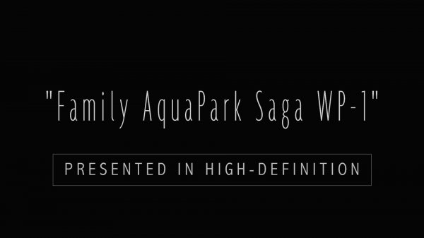 Family Aquapark Saga WP-1 (family nudism, family naturism, young naturism, naked girls, naked boys)