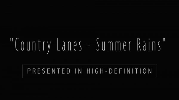 Country Lanes - Summer Rains HD (family nudism, family naturism, young naturism, naked girls, naked boys)