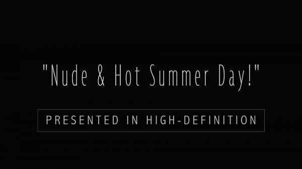 Nude & Hot Summer Day! HD (family nudism, family naturism, young naturism, naked girls, naked boys)